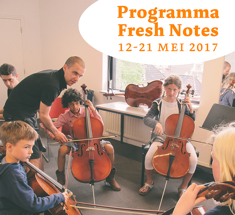 program fresh notes 2017
